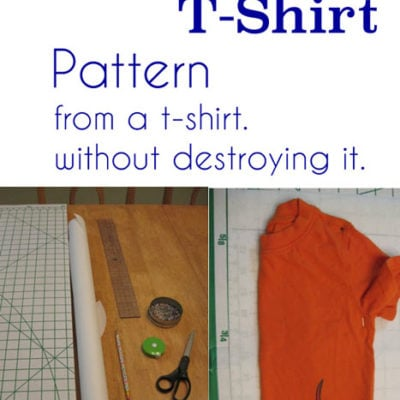 Basic T-Shirt Pattern