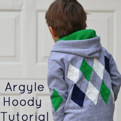 Argyle Hoody Tutorial