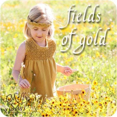 Fields of Gold – Project Run and Play Week 3