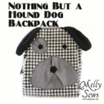 Nothing But a Hound Dog Backpack.