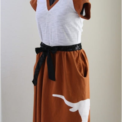 Longhorn Game Day Dress