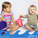Sew in Tune -Catch a Wave with Naptime Crafters