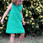 The Fresh Bloom Frock – Sewvivor Round One