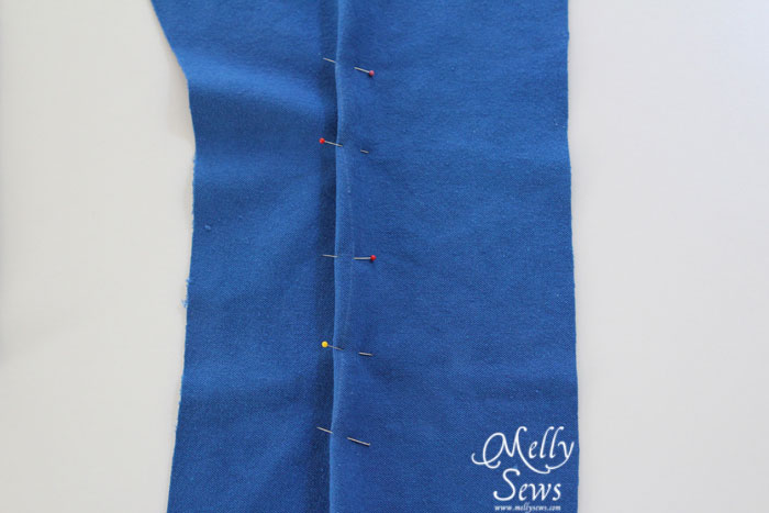 How to Sew a Blazer - Darts and Front Facing