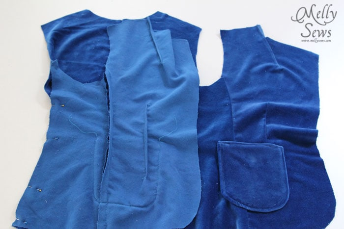 How to sew a blazer - sewalong with Melly Sews