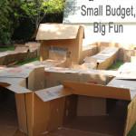 cardboard-birthday-party