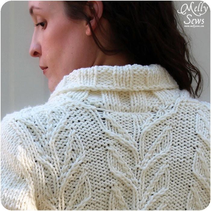 Starsky Sweater - Melly Sews