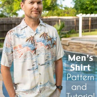 Sew a Men's Shirt