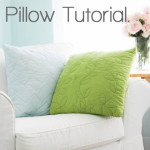 Easy Quilted Pillow Tutorial