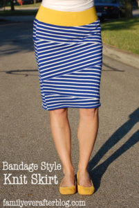 Bandage Style Skirt by Family Ever After