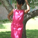 Easy Summer Sack Dress
