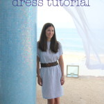 Seaside Stripes Sundress Tutorial by kojo designs for Melly Sews (30) Days of Sundresses
