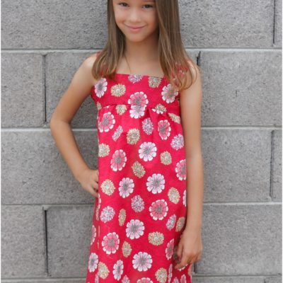 Sundress Series – Occasionally Crafty Poppy Play Sundress Tutorial