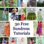 30 DIY Sundress Tutorials