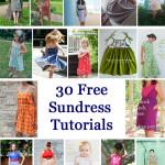 30 DIY Sundress Tutorials
