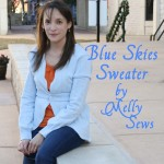 http://mellysews.com/2012/01/reinvention-blue-skies-sweater.html