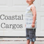 Coastal Cargos Convertible Pants PDF Sewing Pattern by Blank Slate Patterns