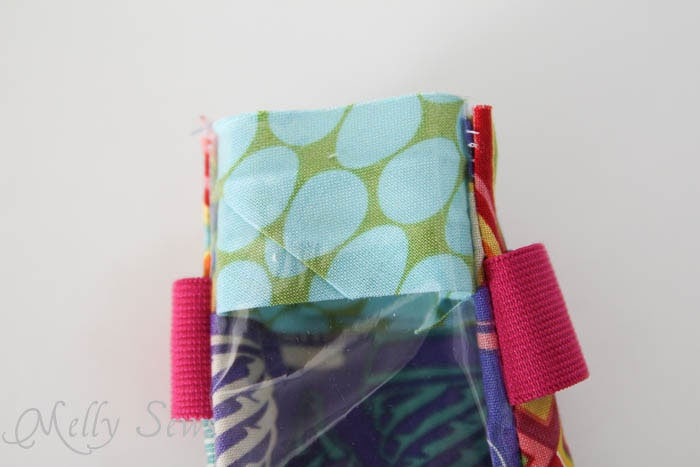 Step 6-1 DIY armband for touchscreen devices - a tutorial by Melly Sews