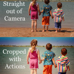Before and After: How to use Photoshop Actions