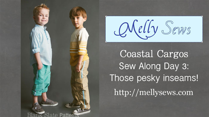 Coastal Cargos Sew Along - Melly Sews