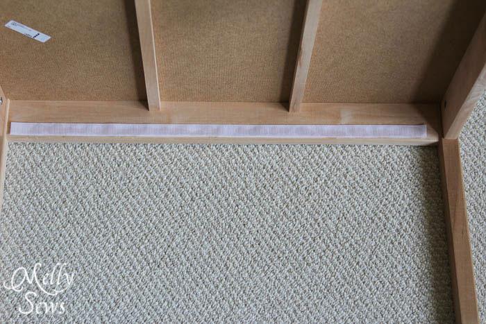 Step 9 - Toy Storage Bucket Tutorial - Melly Sews