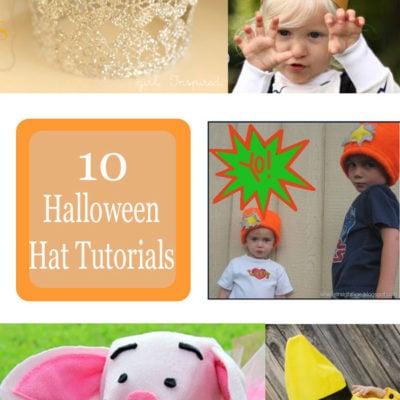 Halloween Hats Round Up