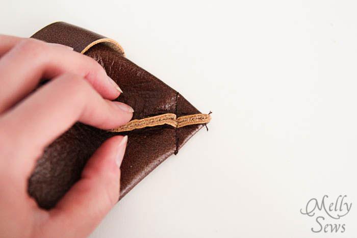 Step 7 - Luke Skywalker Belt Tutorial - Melly Sews #sewing #Halloween #kids #diy