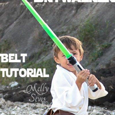 Luke Skywalker: Belt Tutorial