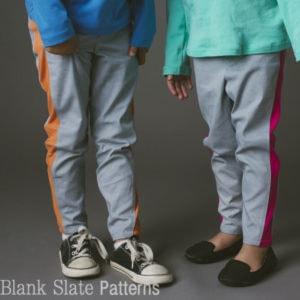 Super Skinny Pants PDF Sewing Pattern by Blank Slate Patterns