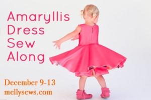 Amaryllis Dress Sew Along - Melly Sews