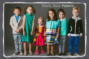 Blank Slate Patterns - PDF Sewing Patterns for Boys, Girls and Women