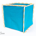 Sew Collapsible Boxes