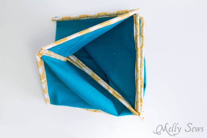 How to Fold Step 3