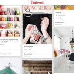 Melly Sews on Pinterest - Sewing Room Inspiration
