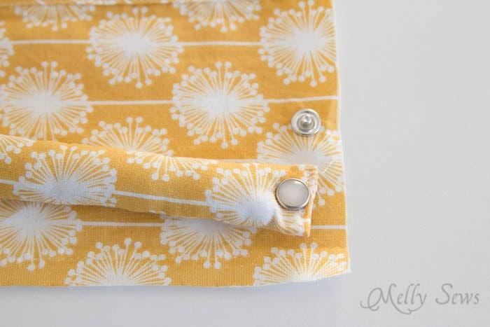 Step 9 - Jewelry Travel Bag - Melly Sews