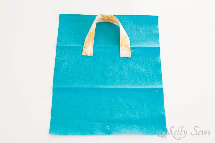 Step 10 - Jewelry Travel Bag - Melly Sews