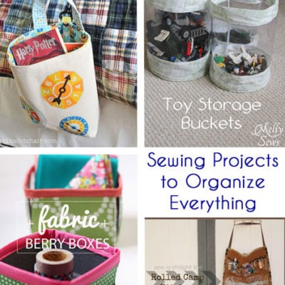Organization Projects Round Up