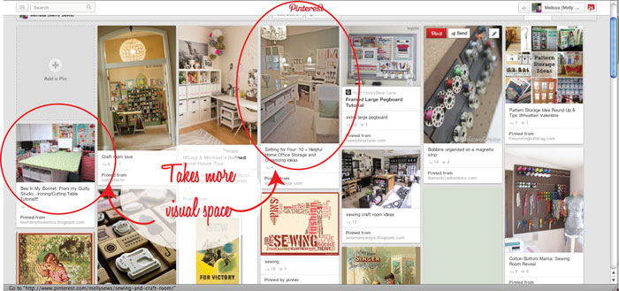 Make your images more likely to be seen on Pinterest - Tech Tips by MellySews.com