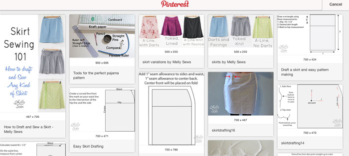 Optimize your images for Pinterest - tech tips - MellySews.com