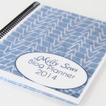 Free Printable Blog Planner - Melly Sews #blogging
