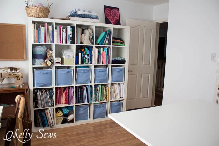 Doorway - Sewing Room - Melly Sews Sewing Studio