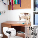 Sewing Room - Melly Sews Sewing Studio