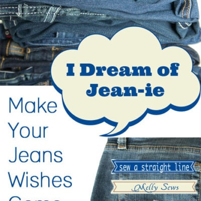 Sew Your Own Jeans – I Dream of Jean-ie