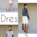 Style a Lace Dress 3 Ways - MellySews.com