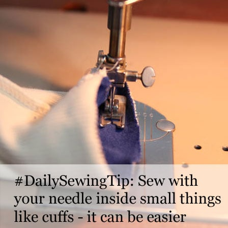 Daily Sewing Tip - MellySews.com
