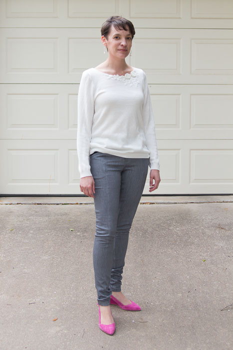 Jamie Jeans by Named Clothing - sewn by http://mellysews.com