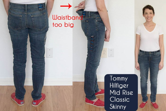 Jeans Fit Guide - Identifying Fit Issues