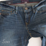 Sew Jeans for Yourself – Rub Off Pattern