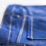 How to Topstitch - https://mellysews.com