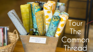 The Common Thread - Independent Fabric Shop in Austin, TX - http://mellysews.com